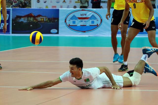 2 trận vòng bảng của Sanest Khánh Hòa ở Cúp các CLB nam vô địch châu Á 2018