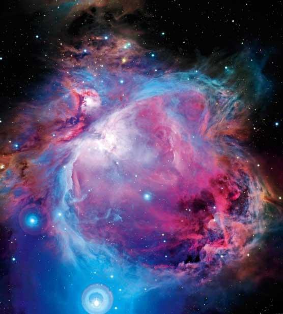 A Piedi Nudi Nel Parsec Nebulose 13 Un Autentico Spettacolo Per