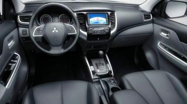 2018 Mitsubishi Triton Specs, Release Date, Price