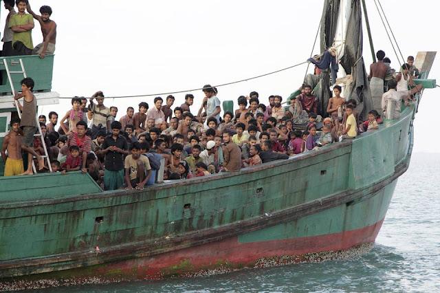Pemerintah Bangladesh Usir 125 Pengungsi Rohingya dari Perbatasan