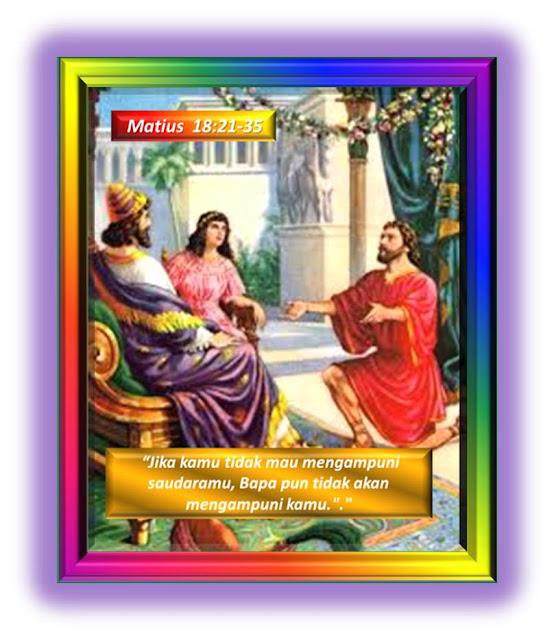 MATIUS 18:21-35