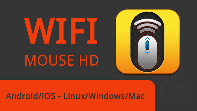 Wifi Mouse HD no Linux