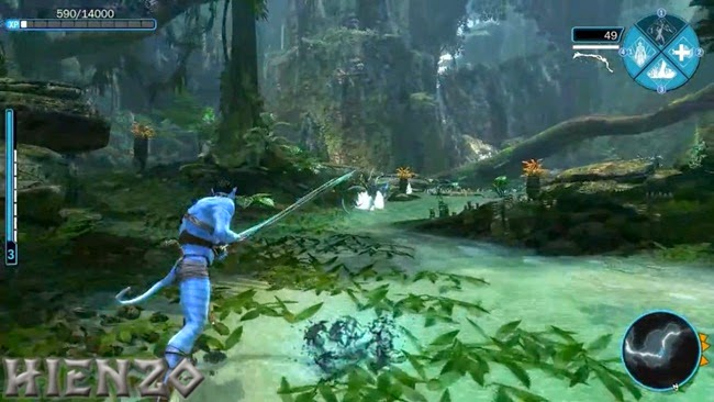 James Cameron's Avatar PC Gameplay
