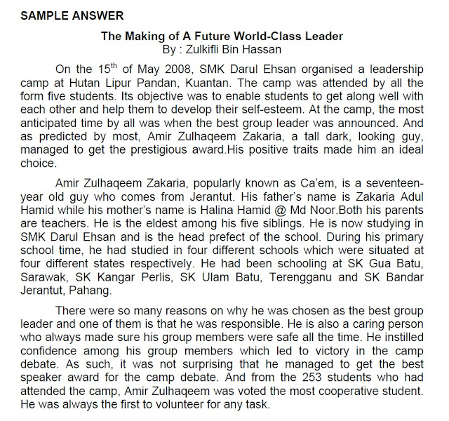report format essay - Selol-ink