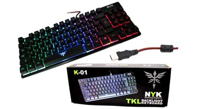 Daftar 5 Keyboard Gaming Murah Berkualitas dan Terbaik Tahun 2019