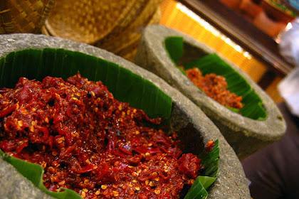3 Resep Sambal Pedas Terlaris Di Indonesia