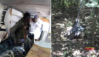 Abuja Crash Update: One pilot dead, as video shows the moment before the crash