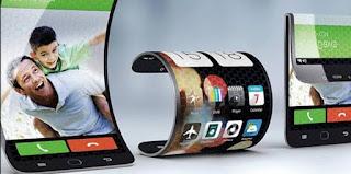 Galaxy S9 dan iPhone 9 Menjadi Ponsel Lipat