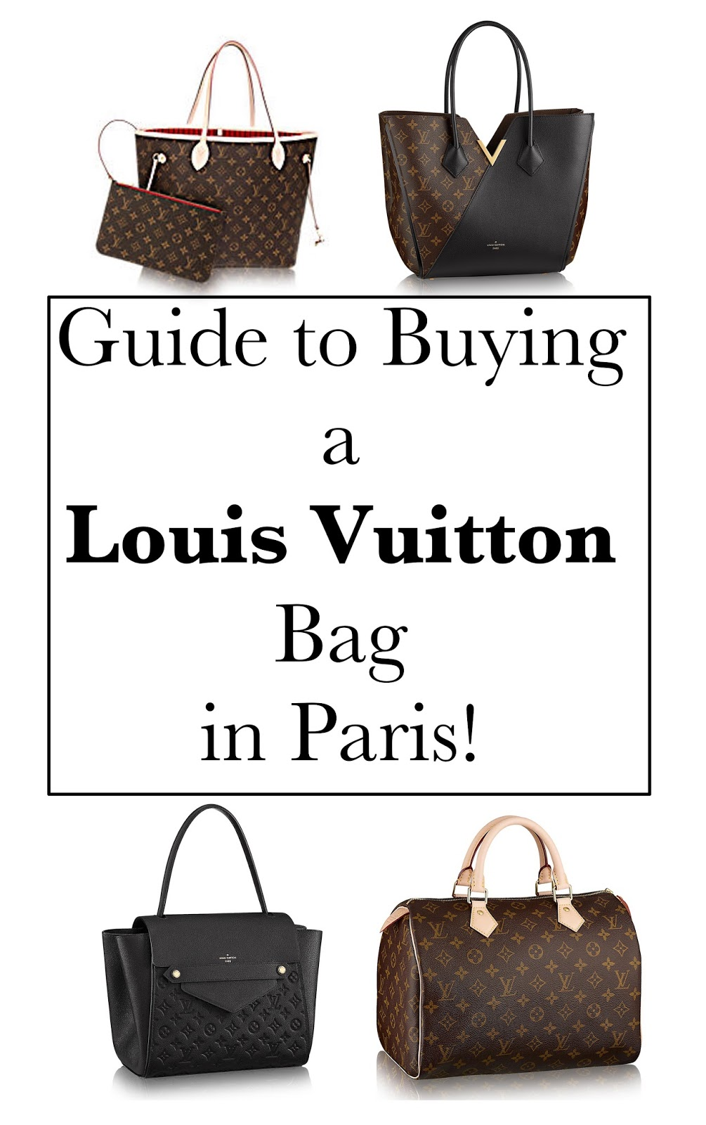 Guide To Ing A Louis Vuitton In Paris Yes It Is Er