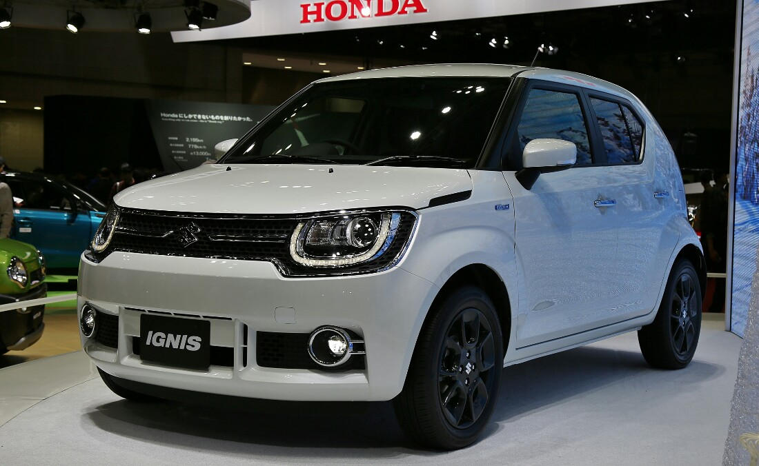 Maruti Suzuki Ignis India 2017 Specification Features Power Top