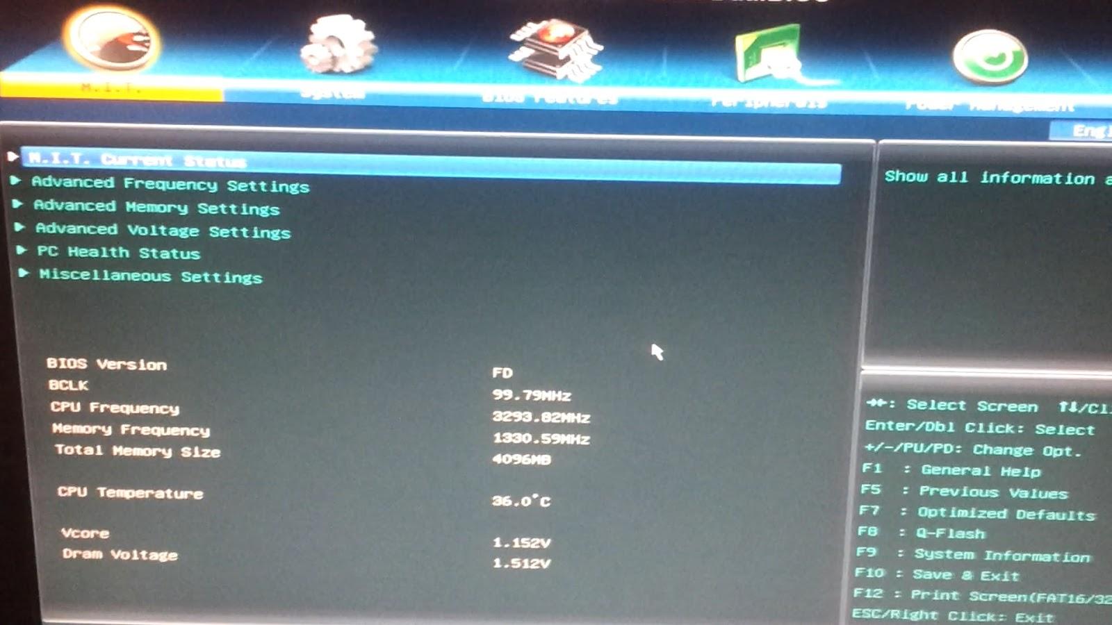 زيادة Vram كرت الشاشة الداخلى الى 1 جيجا وتشغيل Pes16