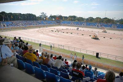 PyeongChang Olympics 2018 Equestrian schedule