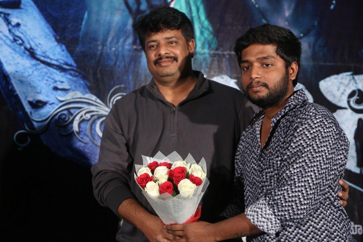Chinnari Telugu trailer launch photos-HQ-Photo-7