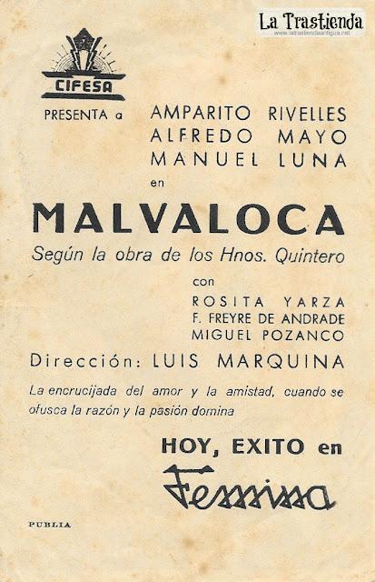 Retrato antiguo de Alfredo Mayo