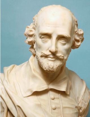 English 18th Century Portrait Sculpture The Garrick Club