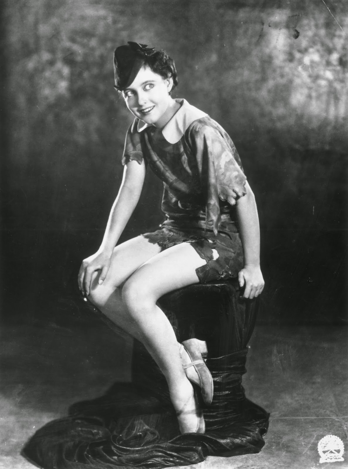 Betty Bronson as Peter Pan silent movies