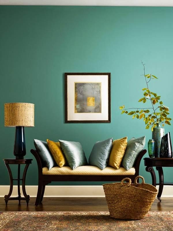 Seasonal Colors Mustard And Green 12