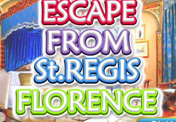 EightGames Escape From St Regis Florence
