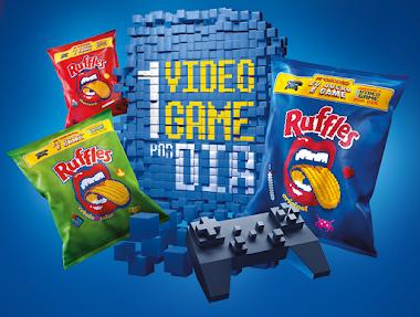 Promoção Ruffles - 01 Videogame por dia