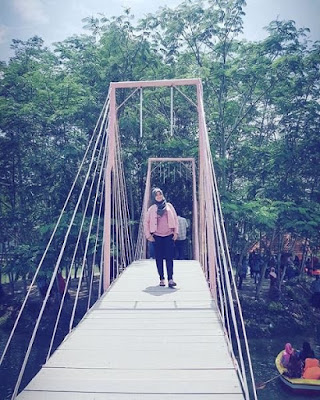 Jembatan Cinta Wego Lamongan