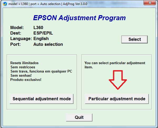 HOW TO RESET EPSON L360 || L130 || L220 || L310 || L360