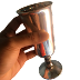 Vintage Silver-plated Chalice