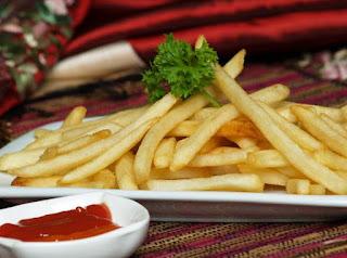 Resep Kentang Goreng ala McDonalds