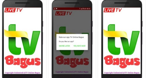 aplikasi tv lokal streaming di android