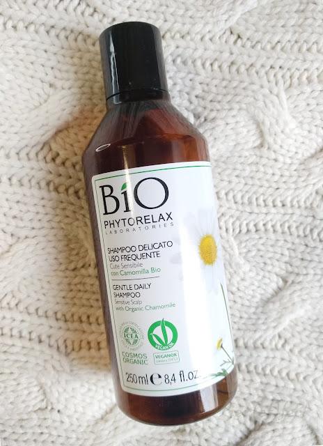 Bio Phytorelax shampoo delicato uso frequente recensione