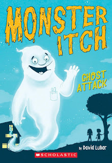 Monster Itch: Ghost Attack