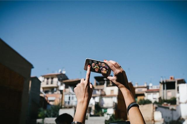 app fotos boda blog