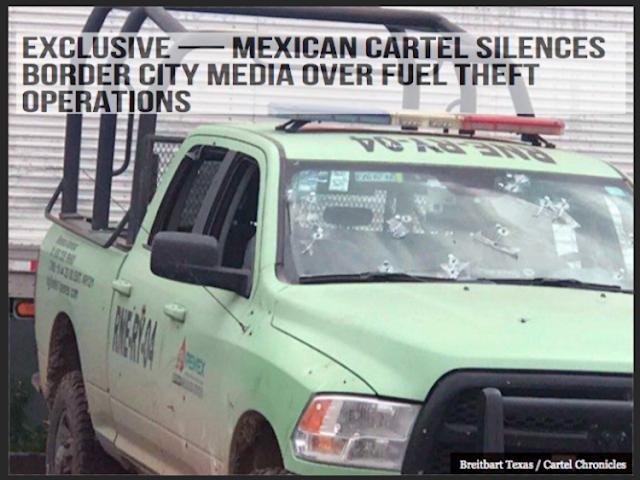 """El Cártel del Golfo """"silencia"""" medios de comunicación con amenazas en Tamaulipas"""