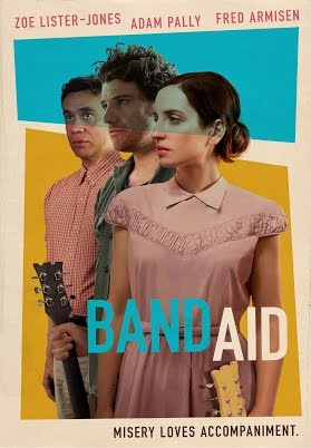 Band Aid (2017) ταινιες online seires oipeirates greek subs