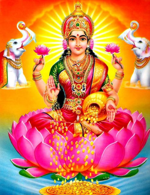 10 Best With Hd Maa Lakshmi Goddess Laxmi Image Set Or Share