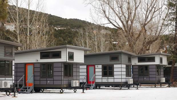 aspen ski company tiny house