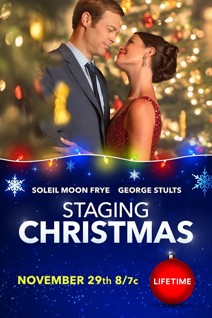 (FREE DOWNLOAD) Staging Christmas (2019) | Engliah | full movie | hd mp4 high qaulity movies