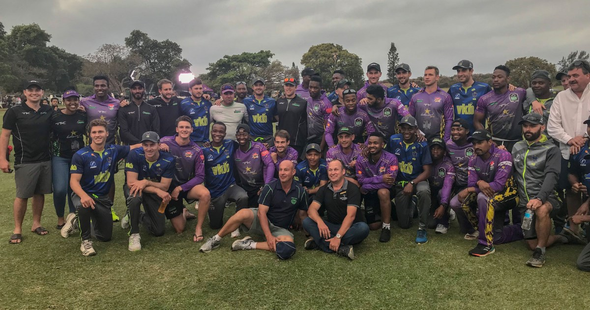 Umthunzi Cup - Hollywoodbets Dolphins vs VKB Knights - Port Shepstone Country Club