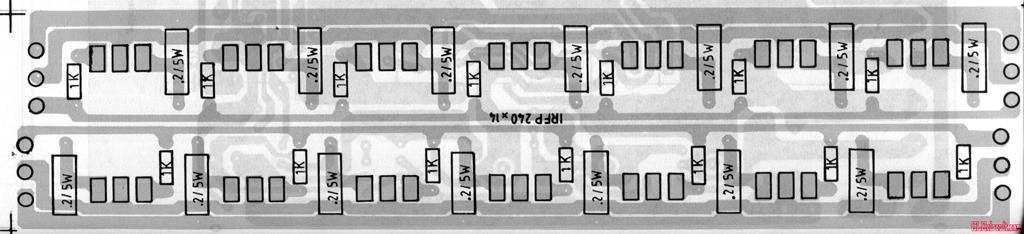 400w Audio Amplifier Schema And Layout