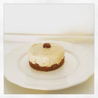 Cheesecake spéculos/ crème de marrons sans cuisson
