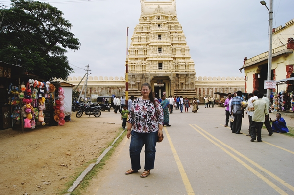 Templu-India-Mysore