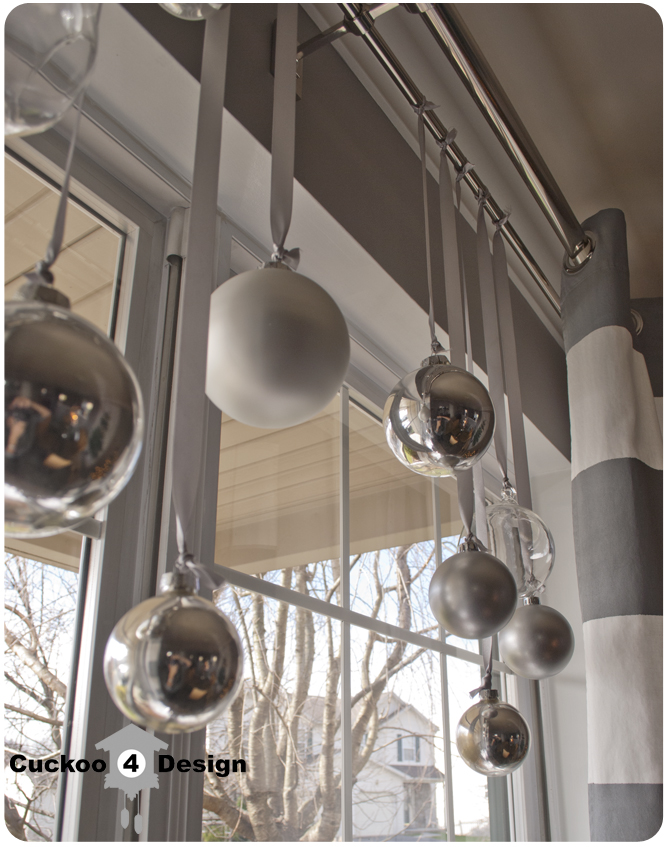 Christmas Coffee Table Decor | Cuckoo4Design
