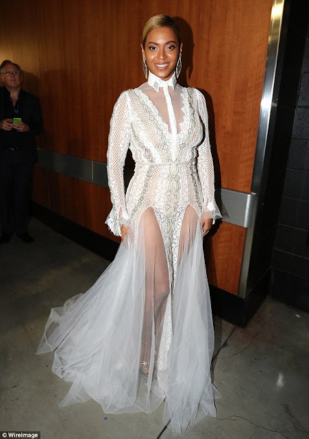 beyonce 2015 grammy awards