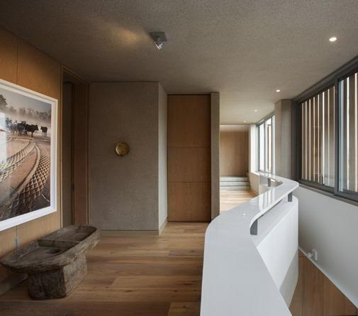 Desain railling dan balkon rumah minimalis
