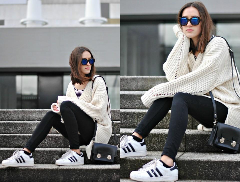 adidas superstar matching outfit