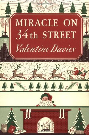 Miracle on 34th Street by Valentine Davies (5 star review)