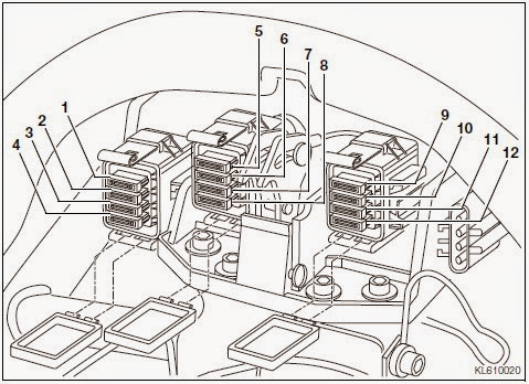 Bmw k1200lt radio wiring diagram