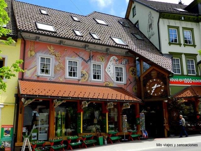 Triberg, Selva Negra, Alemania