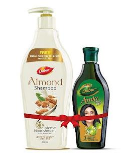 Dabur Almond Shampoo