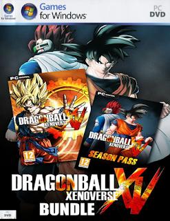 Dragon Ball Xenoverse Bunde Edition
