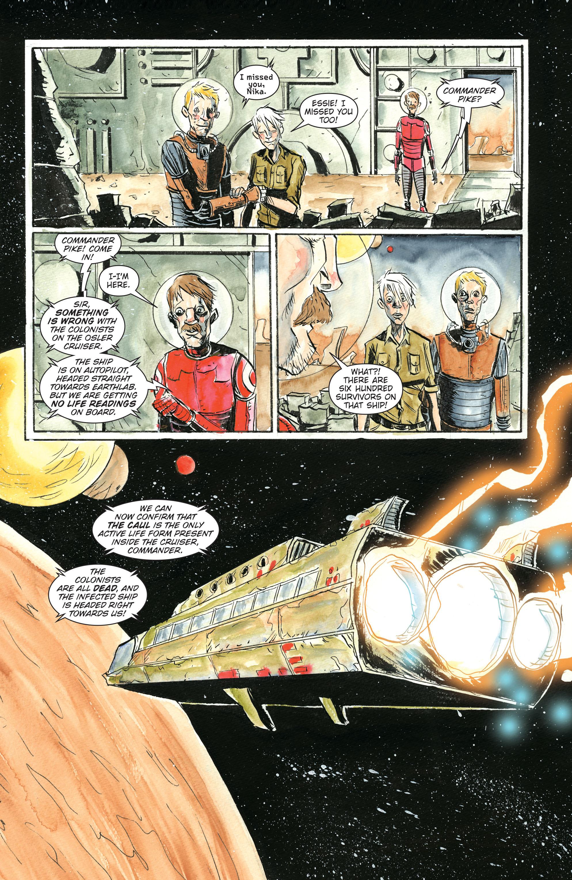 Read online Trillium comic -  Issue # TPB - 180